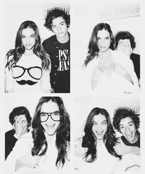 Harry styles & Barbara palvin | Tumblr | Pinterest | Harry ...