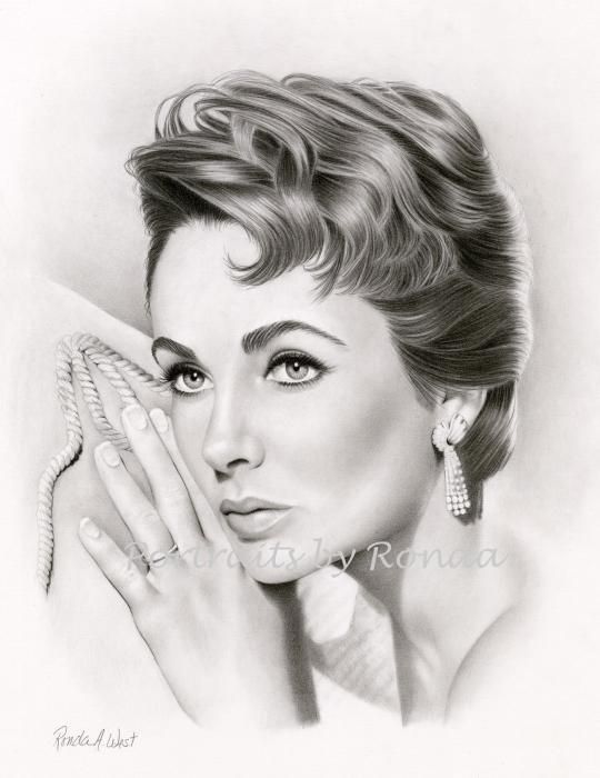 Celebrity Portraits - Drawings by Aidan McHugh - YouTube