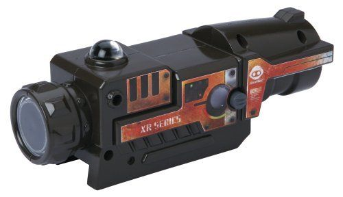 Wowwee Light Strike Scope by WowWee. $8.24. From the Manufacturer                Light Strike brings video-game action into the real world—live and in color. Assault Strikers and Strikers are customizable with built-in weapon features and add-on attachments that give players a tactical advantage. Play one-on-one tournaments or create up to 4 teams of unlimited players for free-for-all or Capture the Flag battles. It's action at the speed of light. Doubles range to ...