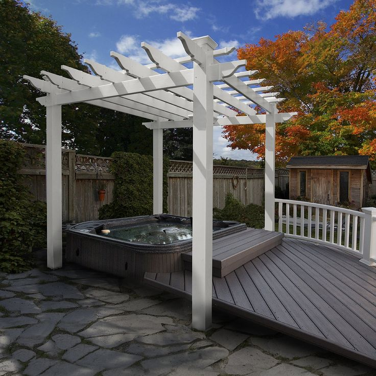 Nothing defines an outdoor room like a pergola  The Portland Pergola is  ideal to encase774 best Lowes Canada images on Pinterest   Lowes  Bathroom ideas  . Lowes Outdoor Living Sets. Home Design Ideas
