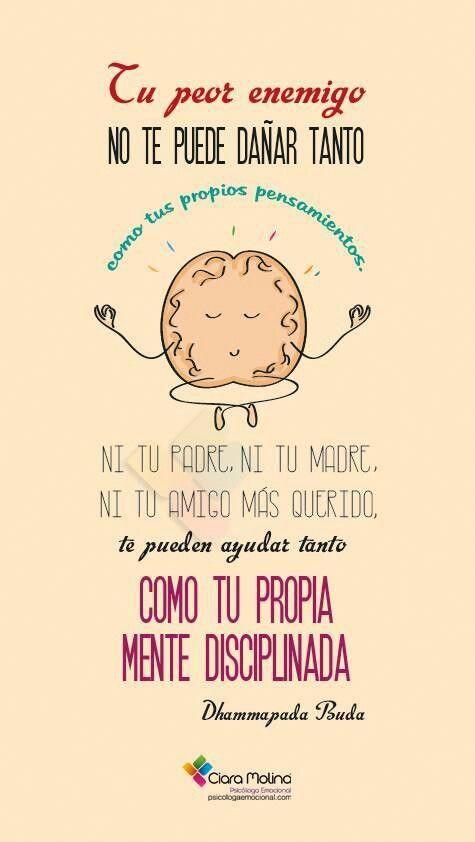 #motivacion #citas #reflexiones #inspiracion #mente #disciplina #frases