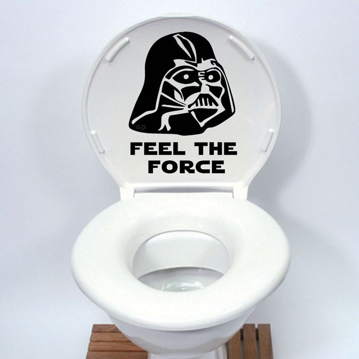 Star Wars Toilet Seat Sticker Funny cartoon //Price: $6.60 & FREE Shipping //     #smartwatch #Beauty #clothes #toys #shop #ubershop