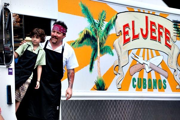 Fast food gourmet crítica de Chef | Jon Favreau, 2014  En la cocina de un prestigioso restaurante de...
