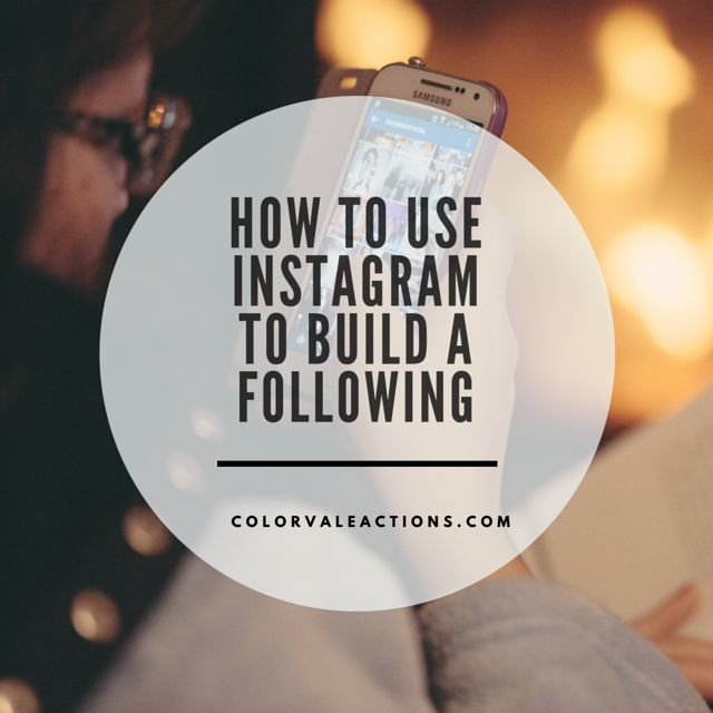 How to build a following on instagram - Read now! Whether you have 50,000 followers or 500, this advice is fit for all.