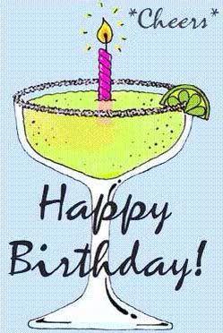 Margarita Birthday