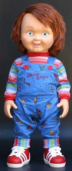 Good Guy Doll I love them but it's very unfortunate that they don't do them any more