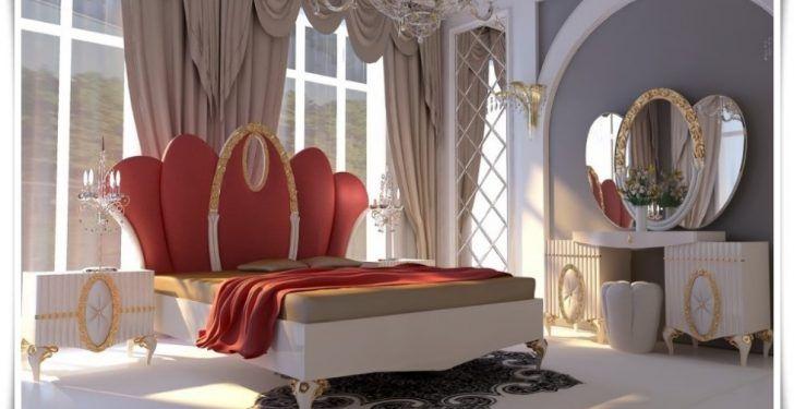 Göz Kamaştırıcı Lüks Yatak Odası Tasarımları | Dekorasyon Fikirleri Sitesi