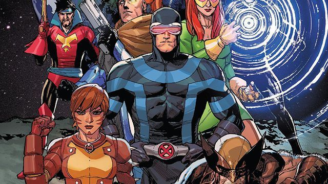 Review X Men 1 Is A Burst Of Optimism In A Remade Universe Gaming News Entertainment First Marvel Comic X Men Marvel Comics