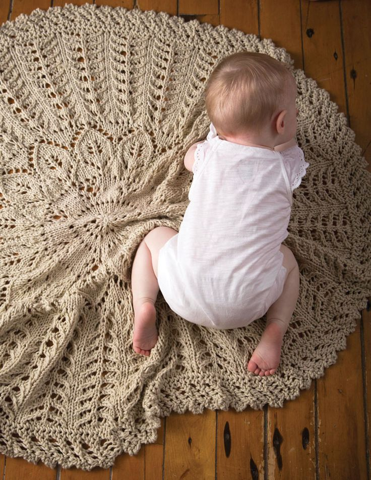440 Best Knitted Baby Blankets Images On Pinterest Knitting