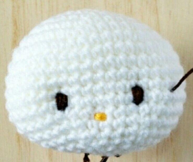 Mejores 450 imágenes de amigurumi en Pinterest | Ideas de ganchillo ...