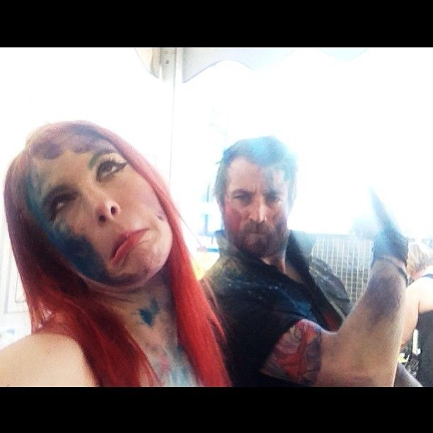 Photo by yelyahwilliams: @xchadballx @kittykatdav we're coming home did you miss us