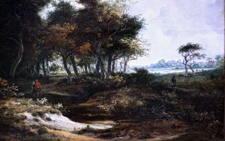 https://flic.kr/p/h7GrZV | IMG_5924B  Meindert Hobbema. 1638-1709. Entrée dans la forêt.  1665 | Meindert Hobbema. 1638-1709. Entrée dans la forêt.  1665  Francfort Städelmuseum.  Meindert Hobbema. From 1638 to 1709. Into the forest. 1665 Frankfurt Städelmuseum.