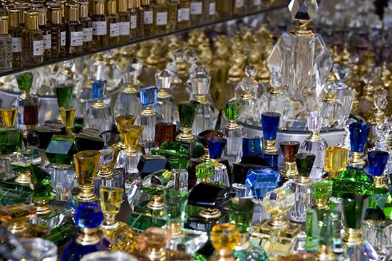More of a fragrance fan? Up the road from the Gold and Spice Souks is Deira's Perfume Souk on Sikkat al Khali Street.
