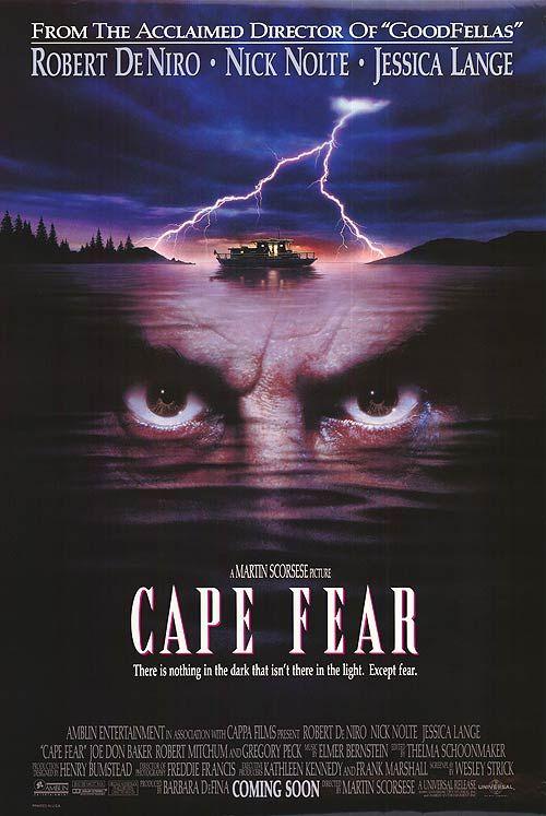 Martin Scorsese's Cape Fear (1991)
