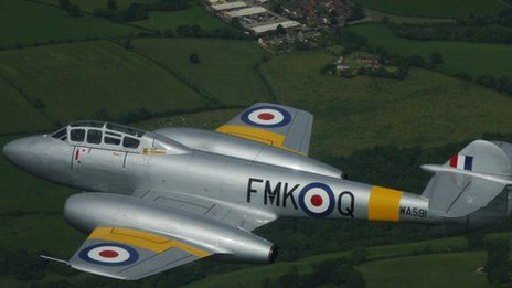 classic aviation | BBC News - Newquay Airport gets classic aircraft museum