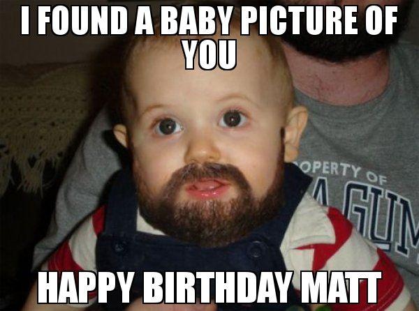 e94e4d44cd5ebc4a7fe95a497560a94d funny kid pics funny kids the 25 best happy birthday matt meme ideas on pinterest happy,Happy Birthday Matt Meme