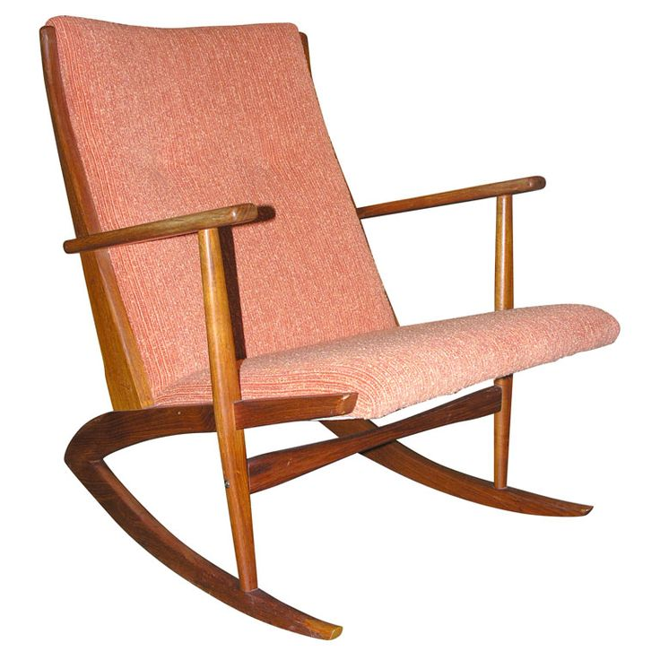 ... Rockers on Pinterest  Mission furniture, Rocking chairs and Teak