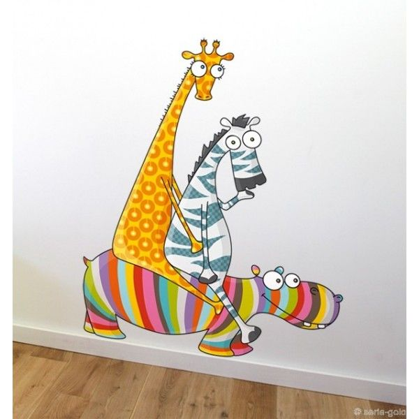 159 best chambre enfant images on Pinterest Child room, Toddler - stickers chambre bebe garcon pas cher