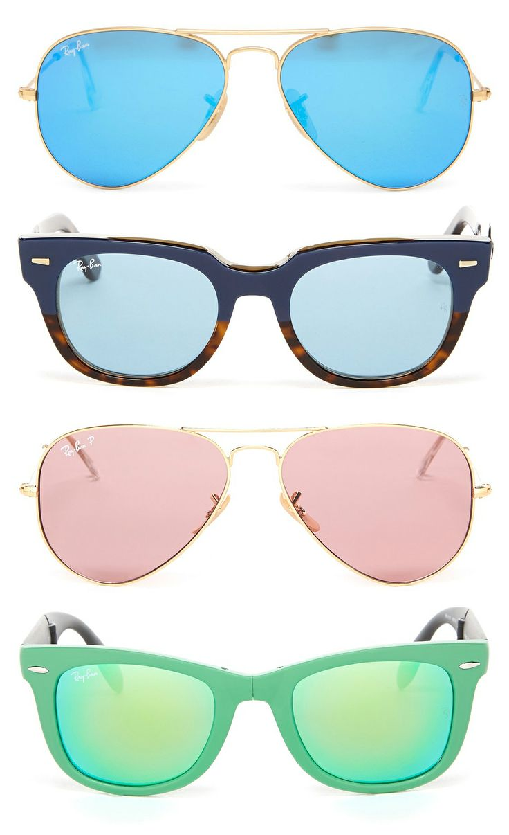 Lovely, Lovely Ray Bans - the REAL ones...