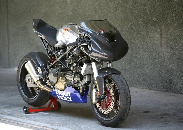 RAD 02 Wildcat By Radical Ducati   Moto Rivista