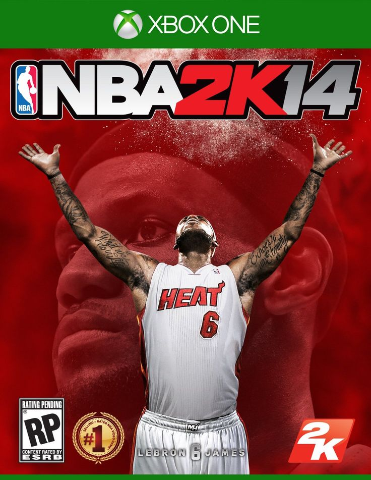 NBA 2K14: Xbox One: Video Games On Xbox One #Gaming