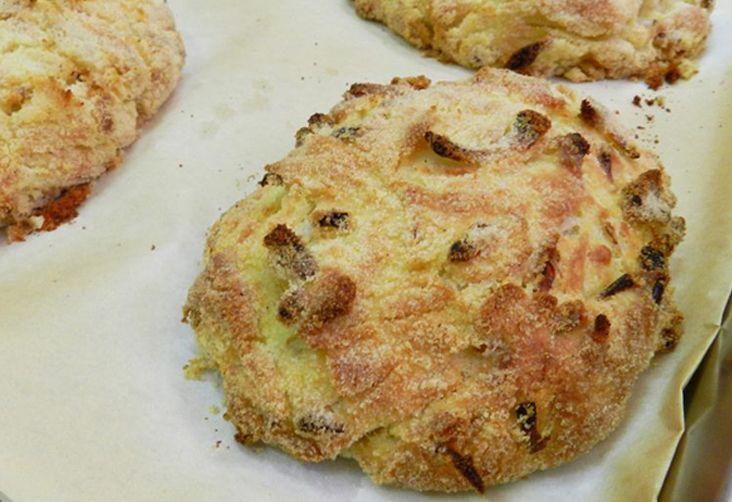 Pane con cipolla #onion #bread  #ricette #recipe #sardegna #ricettedisardegna