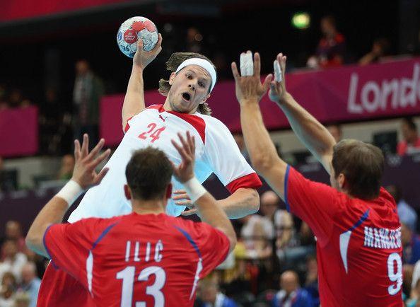 Mikkel Hansen Photos Photos Olympics Day 6 Handball Handball Olympics World Championship