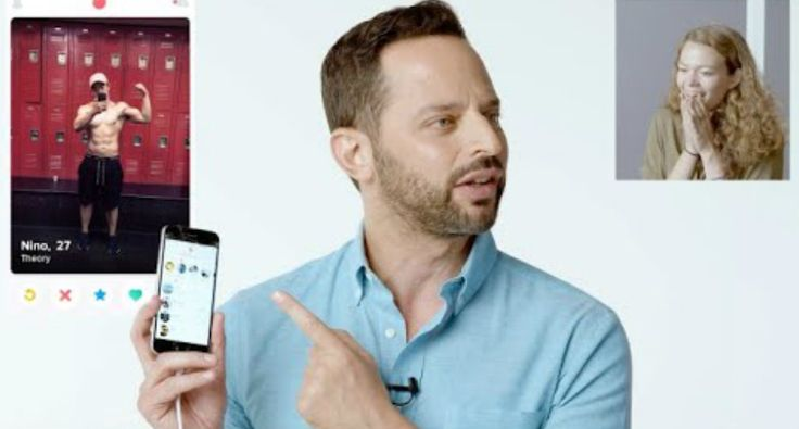 Nick Kroll Taking Over a Stranger's Tinder Account Is The Funniest Thing You'll See Today