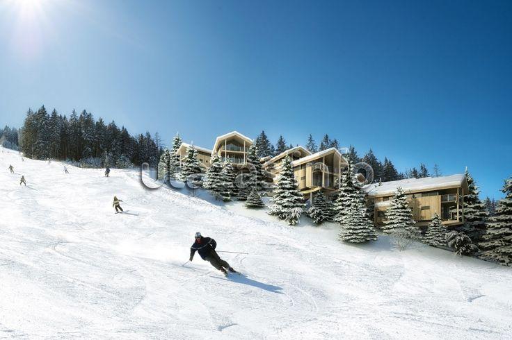 A Reiteralm luxusfaházakat 2016 nyarán kezdték el építeni, jelenleg három 120 m2-es wellness típusú faházzal rendelkezik, de a cél egy komplett üdülőfalu létrehozása. A házak közvetlenül a schladmingi sípályán találhatóak, amely az egyik legnagyobb és legnépszerűbb uticél Ausztriában. A síelés utáni kikapcsolódást és feltöltődést maximálisan szólgáló épületek csodálatos kilátással, saját szaunával és pezsgőfürdős káddal rendelkeznek.  Oldalunkon jelenleg látványképek találhatóak, téli képek…