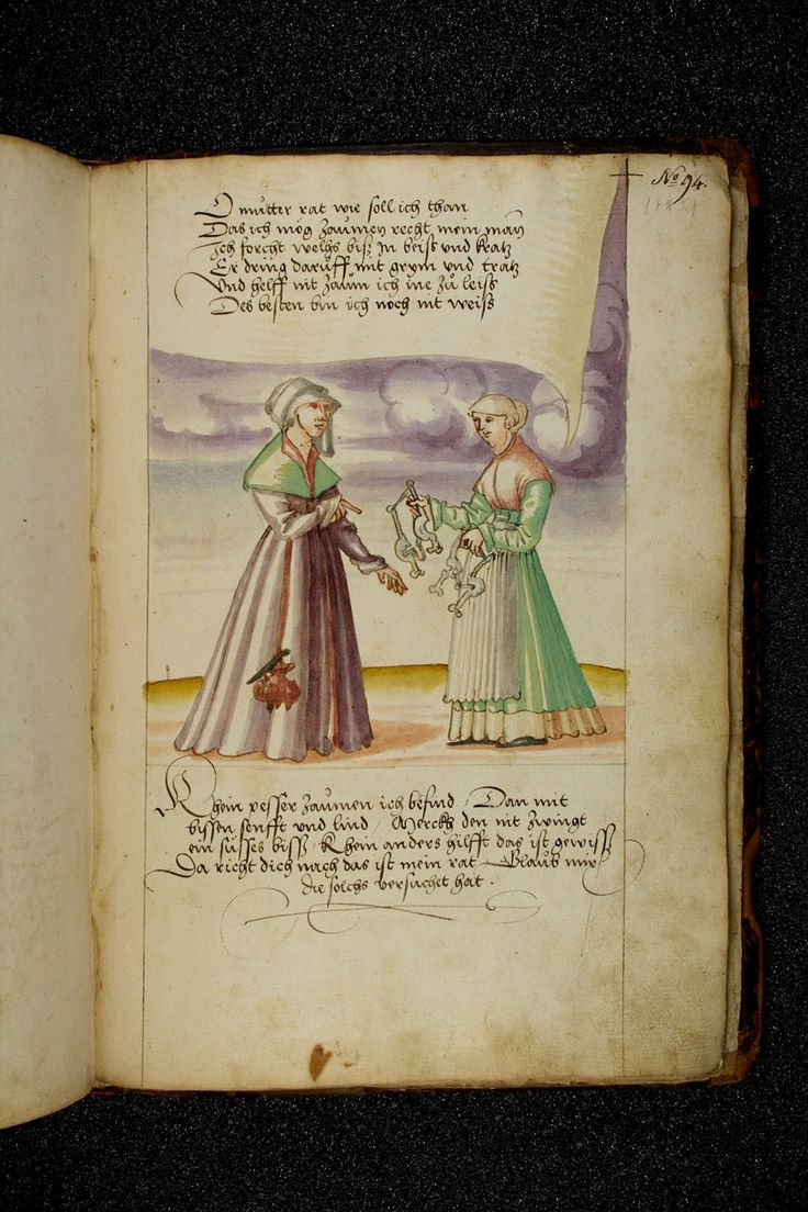 Manuscript title: Johann von Schwarzenberg Date of origin: um 1530/40 Former shelfmark: Sammlung Carl Meyer, 528