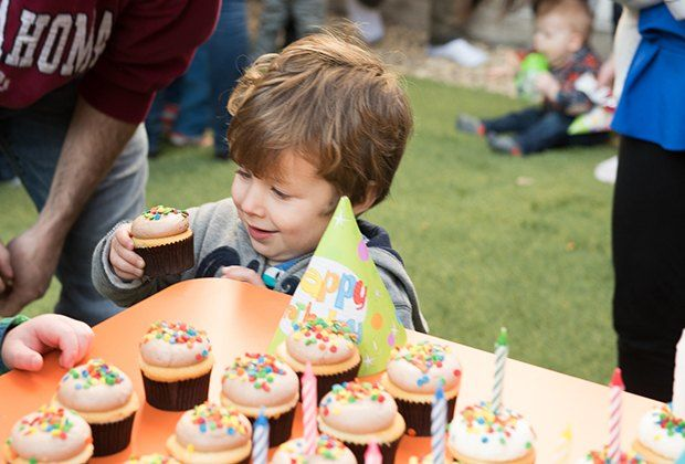 Great Party Spots In Brooklyn For Baby S First Birthday Baby First Birthday First Birthdays Party