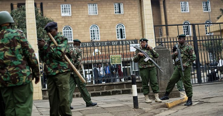 #MONSTASQUADD Kenya Election Result Is Repealed