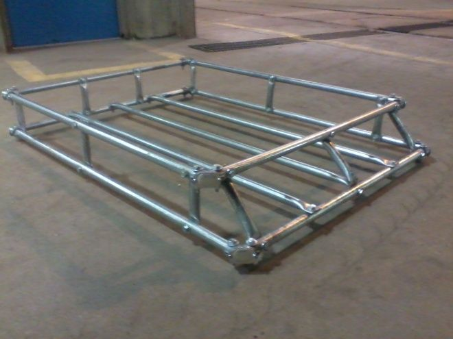 my EASY no weld roof rack - Jeep Cherokee Forum