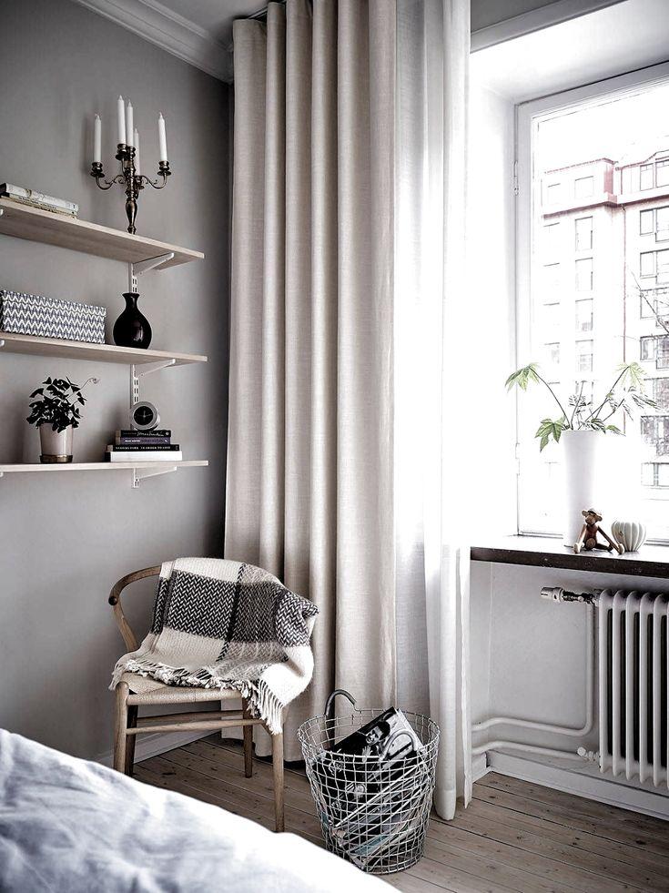 Vorhänge Schlafzimmer Grau vorhänge weiß grau 8 besten ...