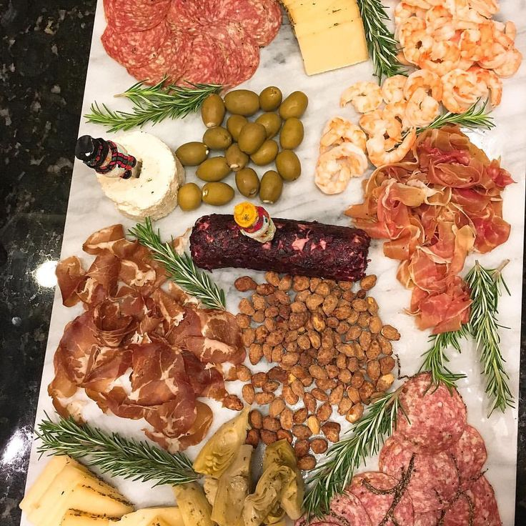 Quick & Easy Gluten free appetizer for the holidays! All items from Trader Joe's!