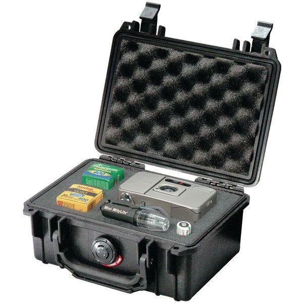 1120 Case with Pick N Pluck(TM) Foam - PELICAN - 1120-000-110