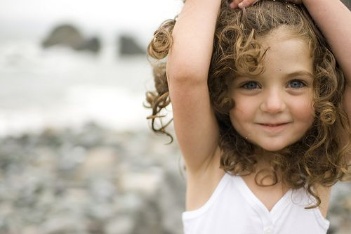 @Meredith Monroe Marry a blonde and your kids will look like this. :)