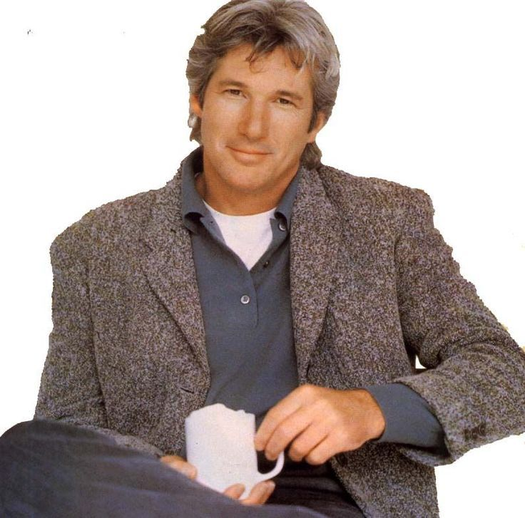 Richard Tiffany Gere (/ˈɡɪər/ GEER; born August 31, 1949) is an American actor and humanitarian activist. He began acting in the 1970s, playing a supporting role in Looking for Mr. Goodbar (1977) and a starring role in Days of Heaven (1978). He came to prominence with his role in the film American Gigolo (1980), which established him as a leading man and a sex symbol. He went on to star in many well-received films, including An Officer and a Gentleman (1982), The Cotton Club (1984), Pretty…