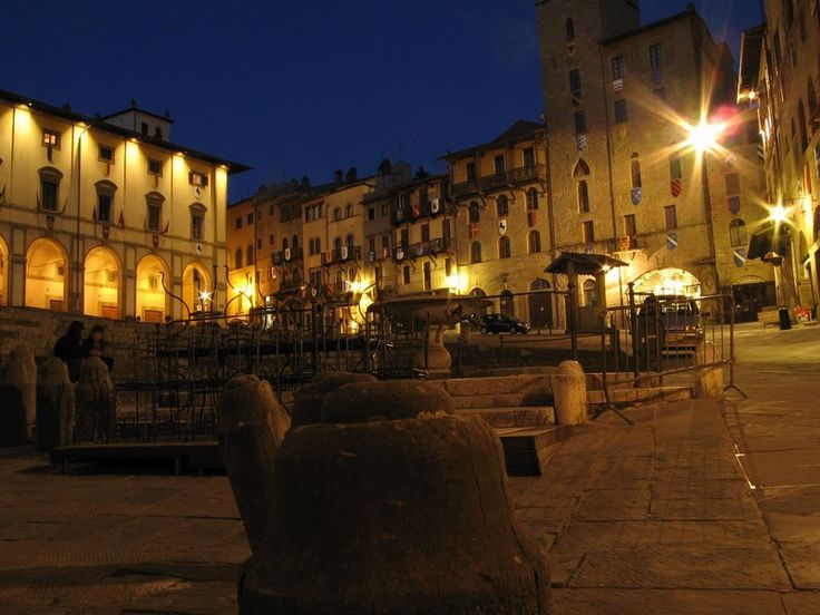 What To See And Do In Arezzo | http://www.italygalore.com/what-to-see-and-do-in-arezzo/