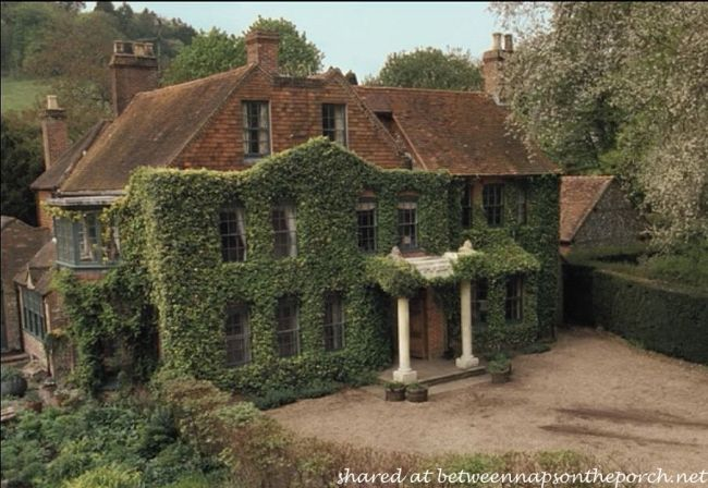 English Country Home in Death at a Funeral Movie