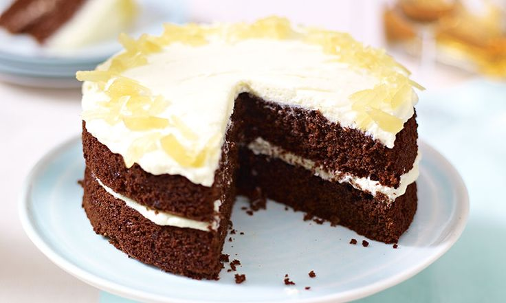 Recipe of the week: Mary Berry's ginger and chocolate cake