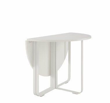 Tavolo rotondo moderno pieghevole - CITADINE - Ligne Roset