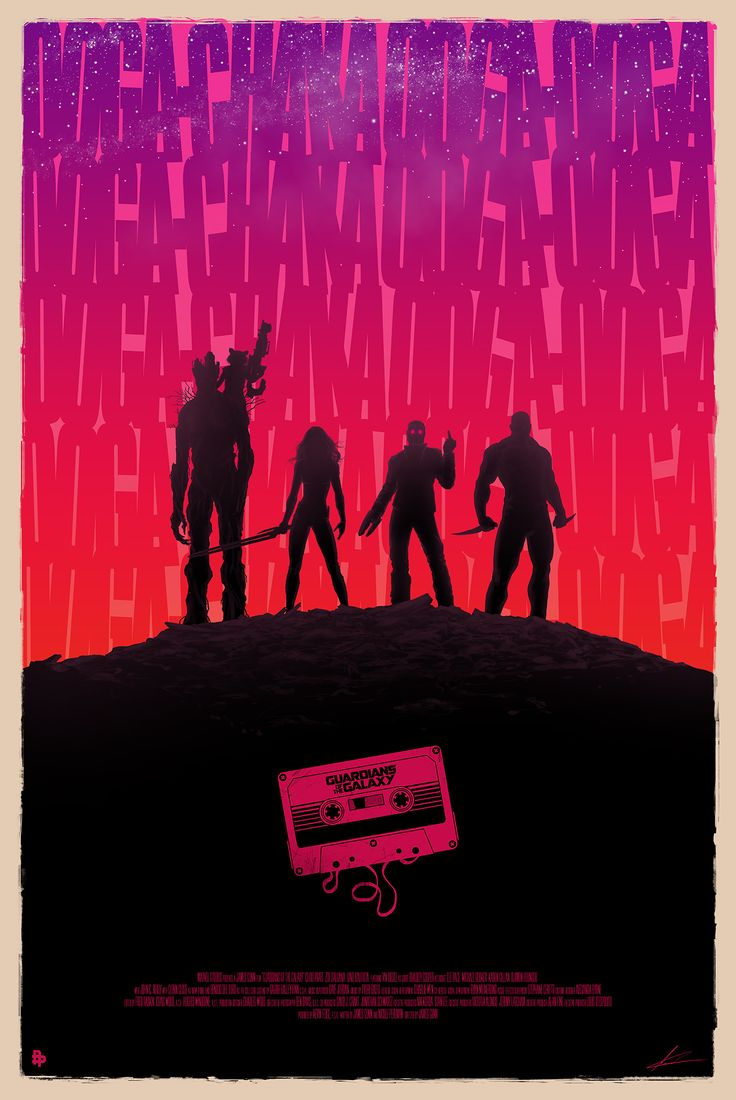 Guardians of the Galaxy (2014) by James Gunn // A film about a group of space criminals trying to save the world. Probably the most fun Marvel film ever. I was entertained with all the characters in the film. I have to give lots of credit to the director who did an amazing job pulling off those big sequences and was able to introduce us these new Marvel characters perfectly. Chris Pratt was perfect for the role. The screenplay was pretty solid. 2nd best Marvel film!