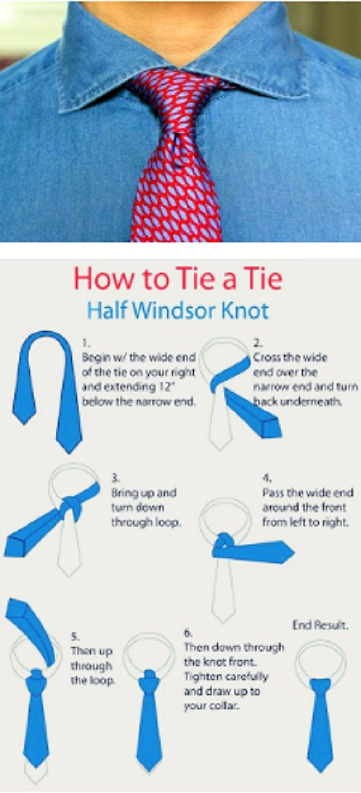10 Most Stylish Ways To Tie A Necktie
