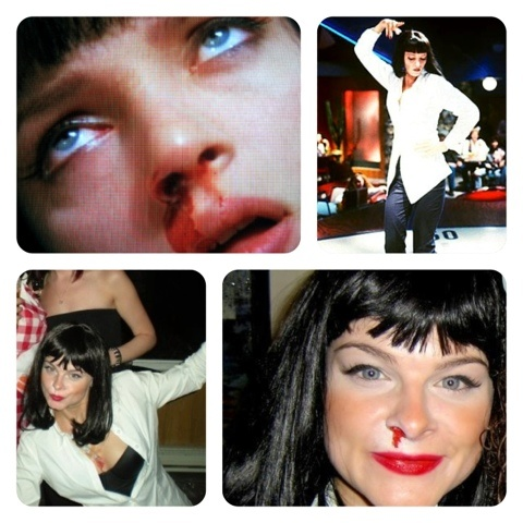 Oh my gosh...I FOUND MY HALLOWEEN COSTUME. Miss Mia Wallace (Pulp Fiction) DIY Halloween Costume