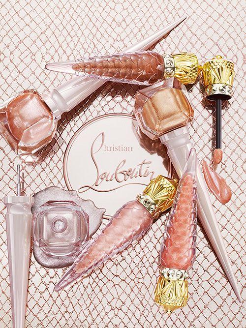 クリスチャン ルブタンから「ヌードカラー」の新ネイル&リップ、スペッキオ着想シリーズ第2弾 | ファッションプレス