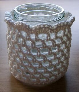 creaties van creathea: patroon waxinelichtjes