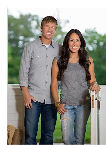 "Meet the Stars of HGTV's ""Fixer Upper""! 