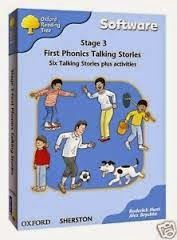 Books should be free for everyone: Reading Tree: Stage 3: First Phonics Talking Stori...