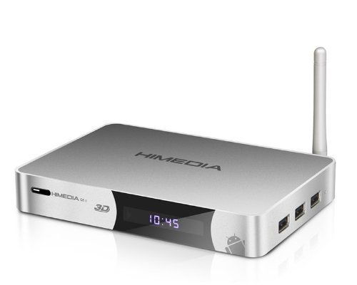 Himedia Top TV Box Dual Core 3D Blue-ray